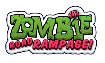 Zombie Road Rampage logo